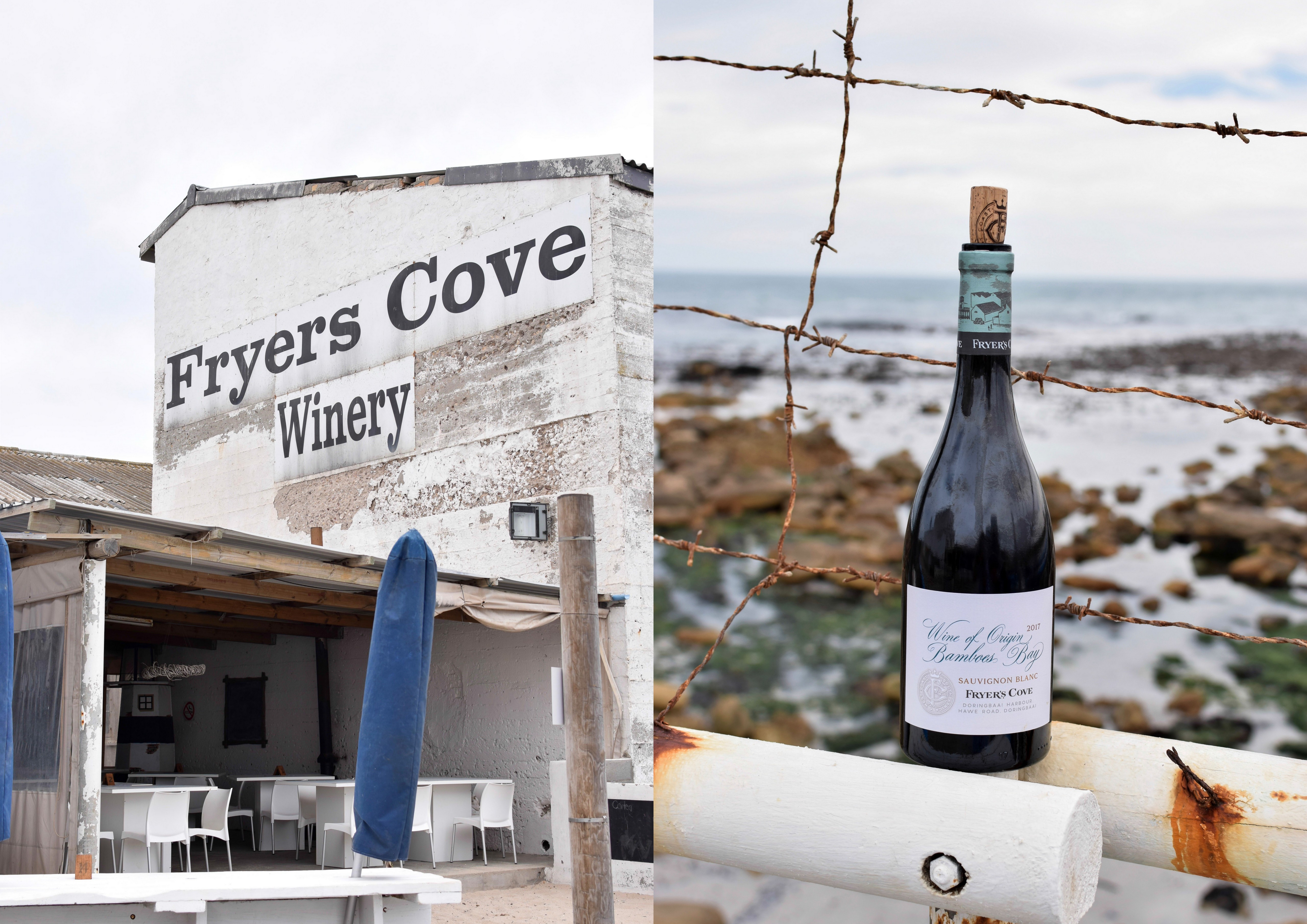 FRYER'S COVE WINERY