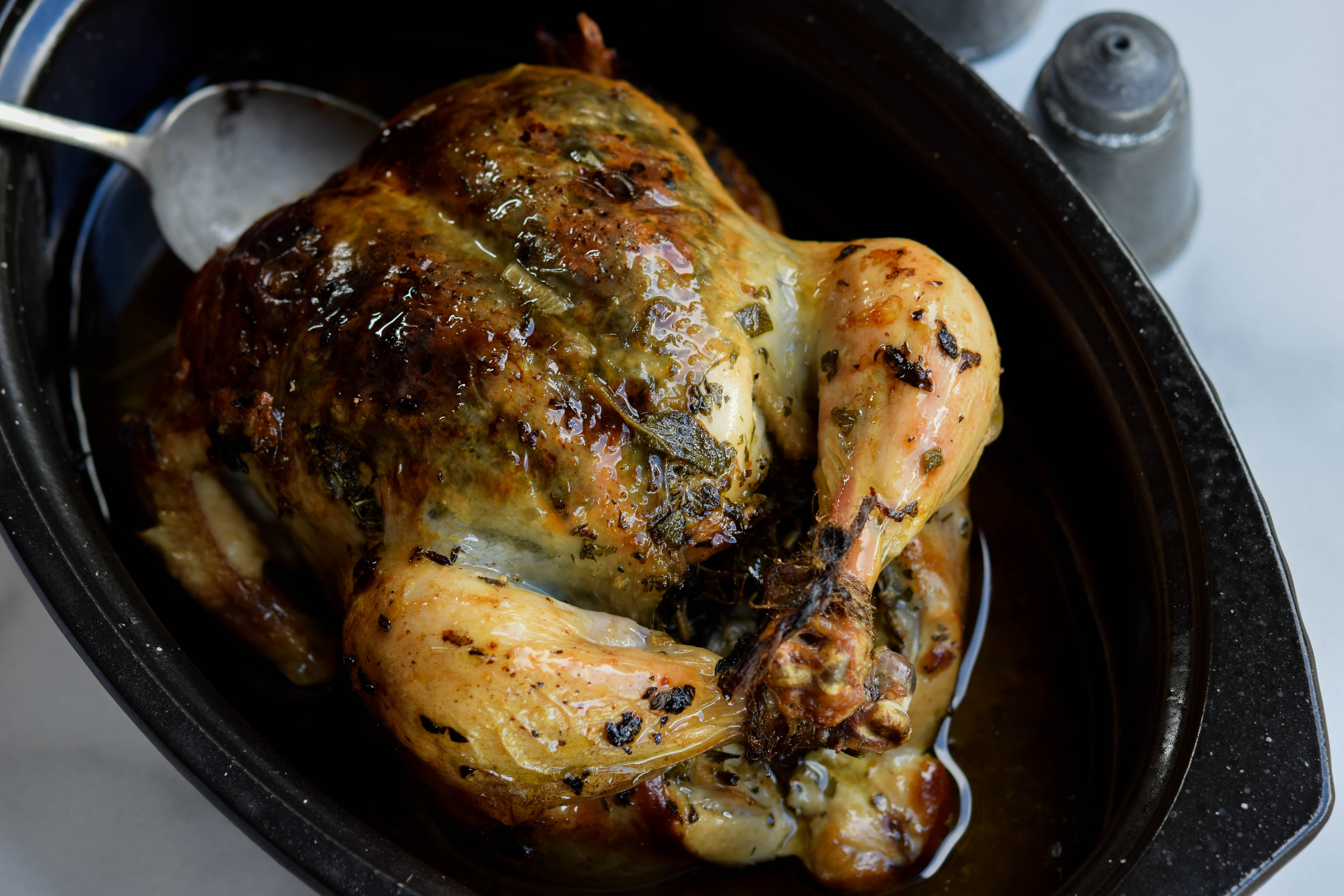 A ROAST CHICKEN ROUND-UP