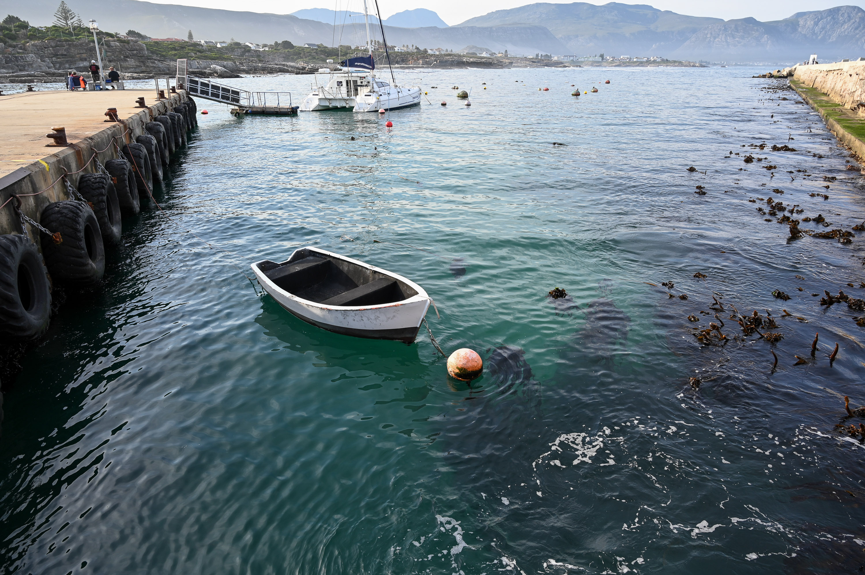A WEEKEND IN HERMANUS